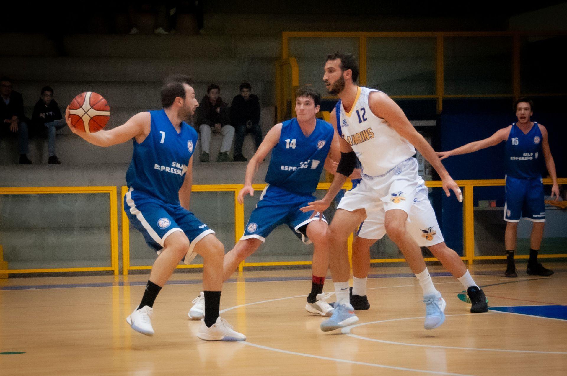 Serie C: Basket Cusano 69 – Nuova Argentia Pallacanestro 83