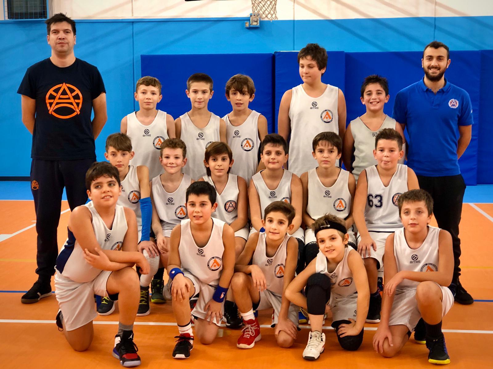 Aquilotti 2009. Argentia – Segrate 8-16 (23-42)
