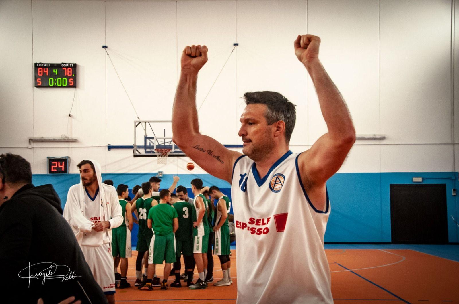 Serie C: Nuova Argentia Pallacanestro 84 – Basket Novate 78