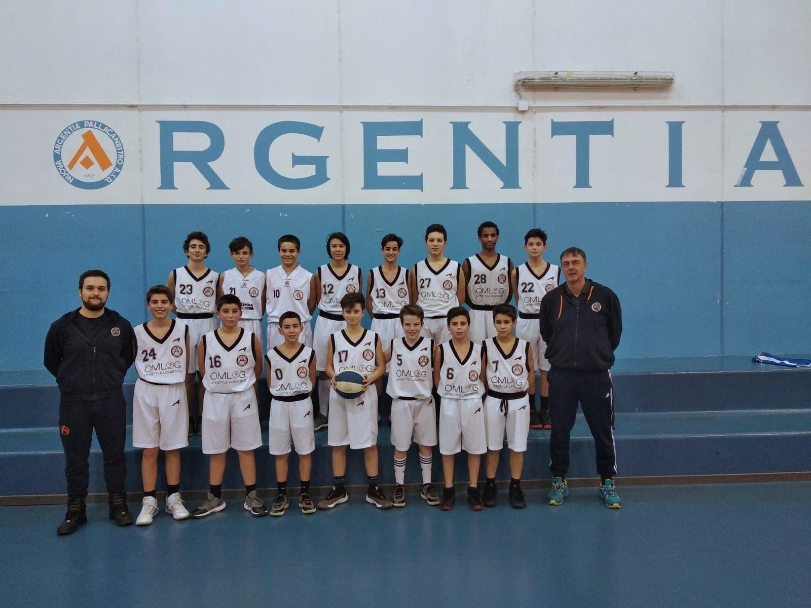 Campionato U14 TOP  – Argentia Bianchi  vs  Ardor Bollate (68 – 70)